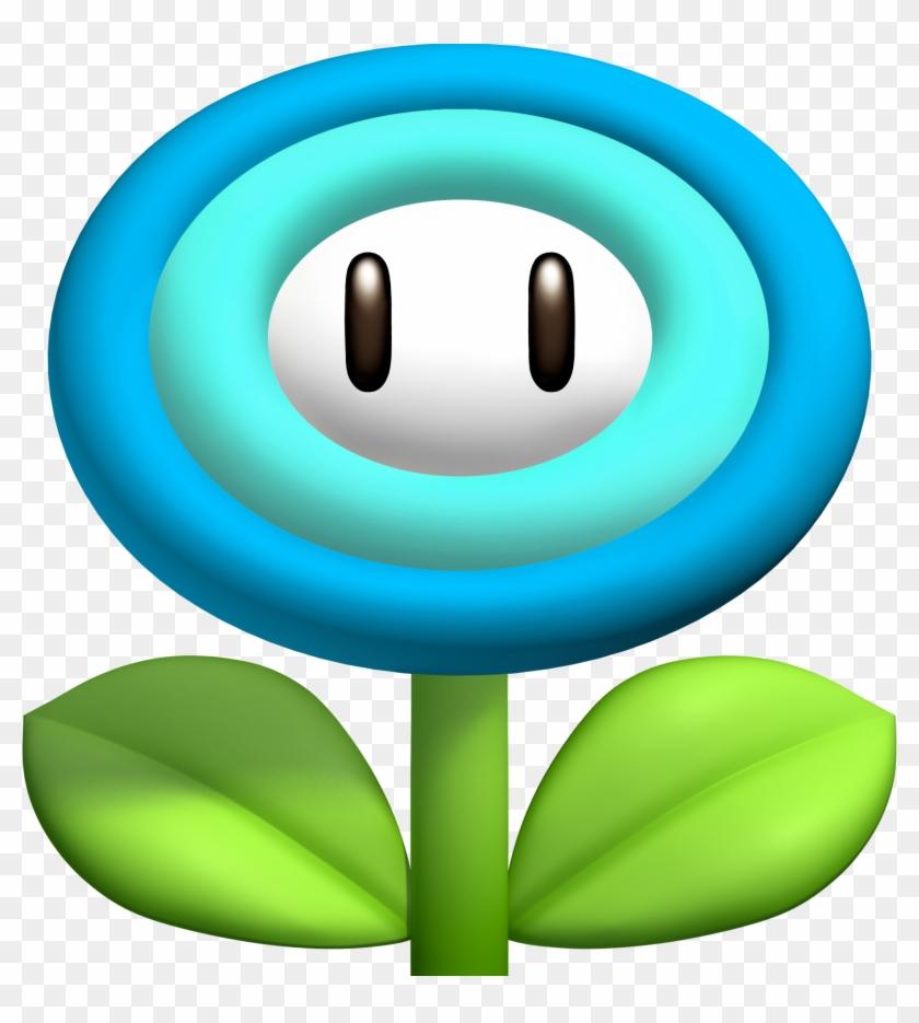Ice Flower - Super Mario Ice Flower #86990