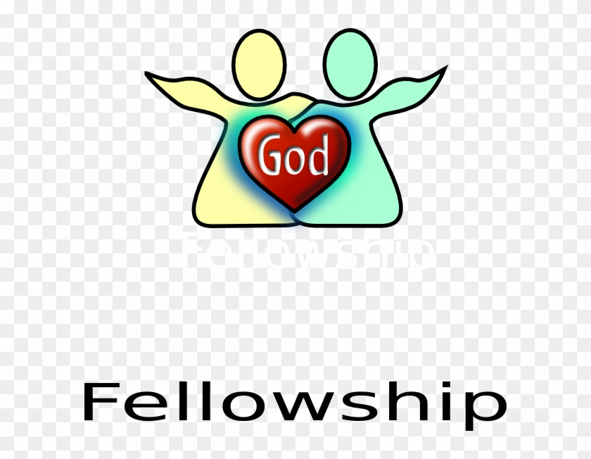 Fellowship Of The Heart Clip Art - Fellowship Clipart #86855