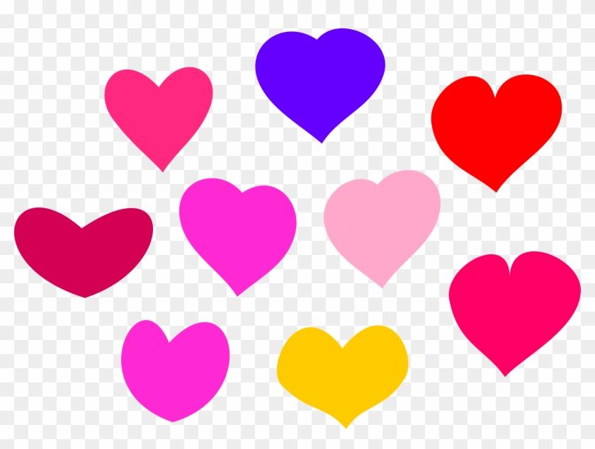 Bundle Of Hearts - Hearts #86905