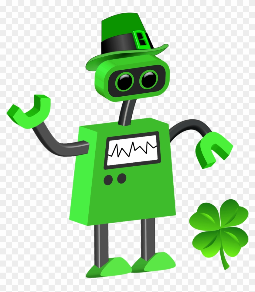Lucky Clover Bot - Difference Between Bitmap And Vector #87078