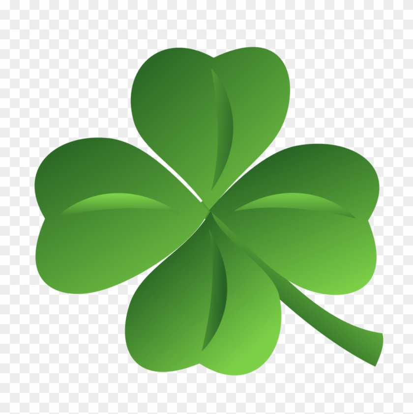 St Patrick's Day Saturday March 17th - 4 Leaf Clover Clipart #87206