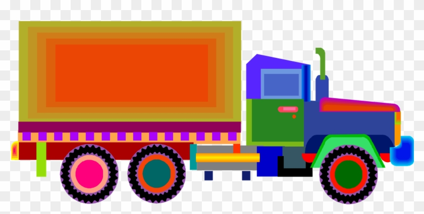 Trucks Pictures For Kidsfun Coloring - Truck Images For Kids #87300