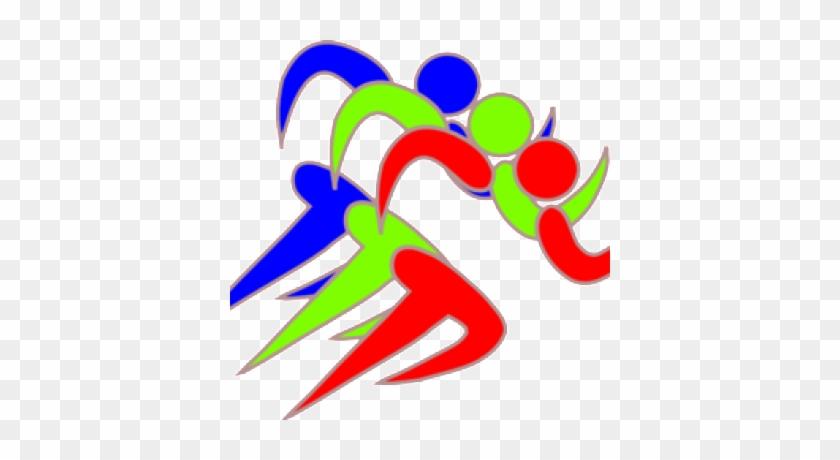 Fun Run Friendly Clipart - Fun Run Clip Art #87319