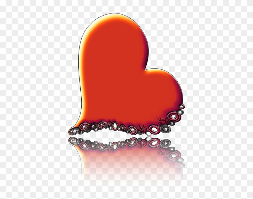 Valentine's Day Heart Romantic Symbol Clip Art - Heart #87370