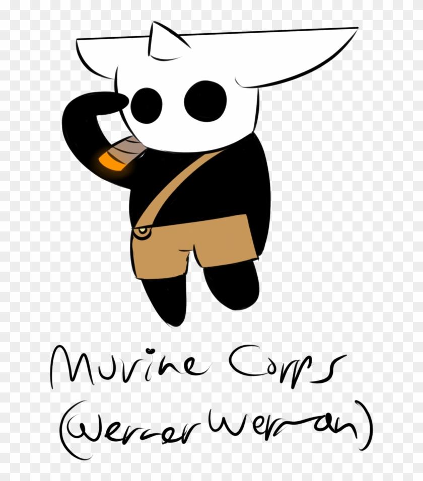 Murine Corps Vessel {hollowtober Day 14} By Ashlynnii - Cartoon #87388