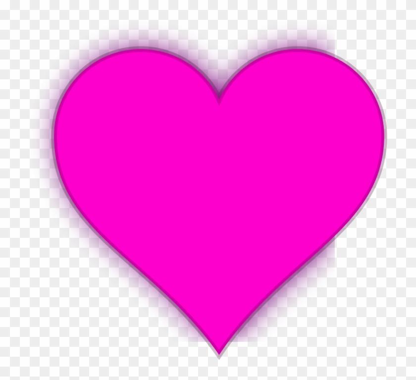 Free Rmx Heart - Clip Art #87495