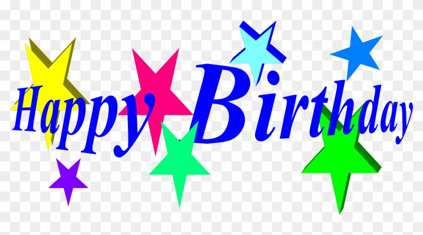 Happy Birthday Clip Art - Free Happy Birthday Clip Art #87528