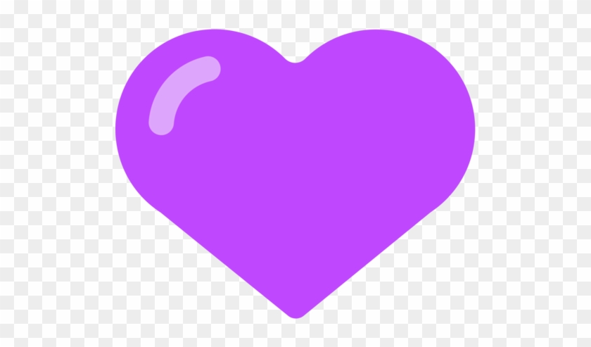 Purple Heart Clipart For Work - Purple Heart Png #87540