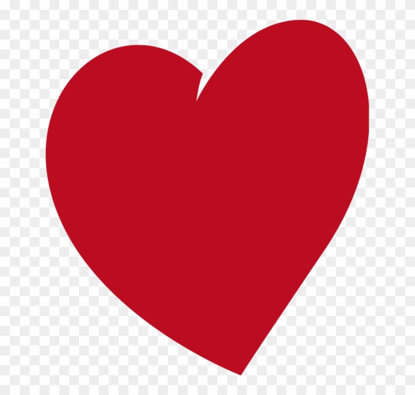 Heart Red Love Valentine Day Romance Romantic - หัวใจ Png น่า รัก ๆ #87572