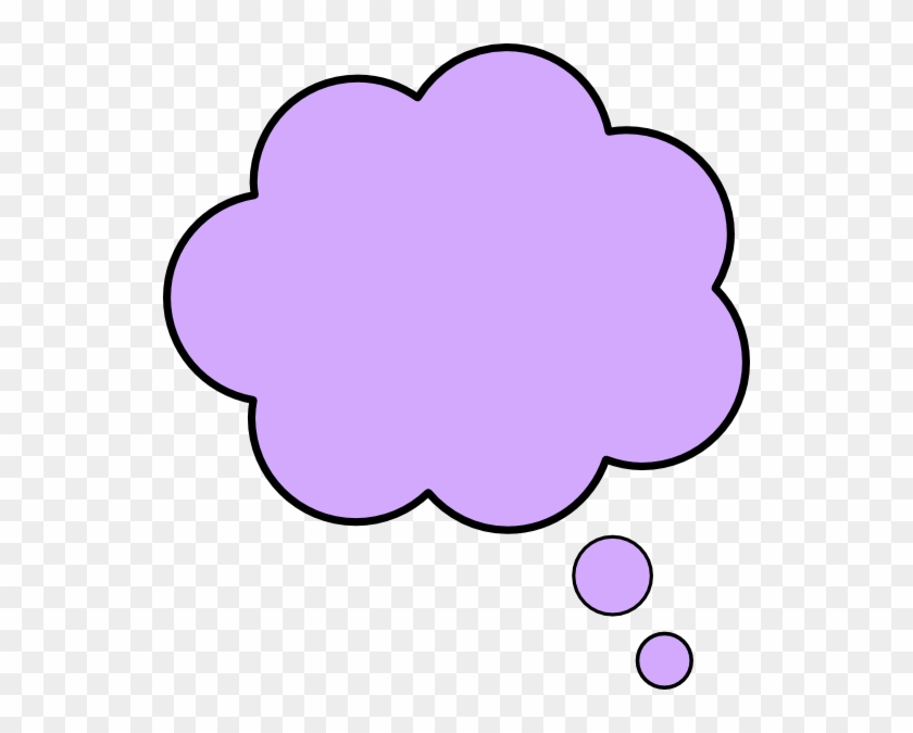 Color Thought Bubble Png #87595