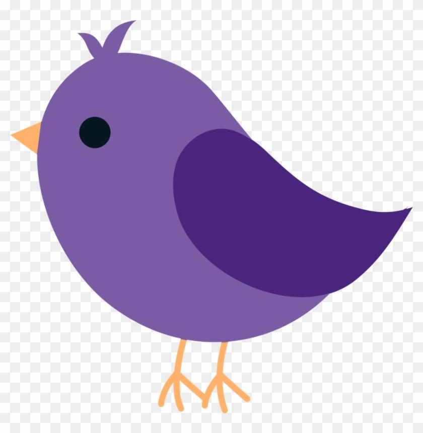 Clip Art Purple Border, Clip Art Purple Bow, Clip Art - Clipart Birds #87596