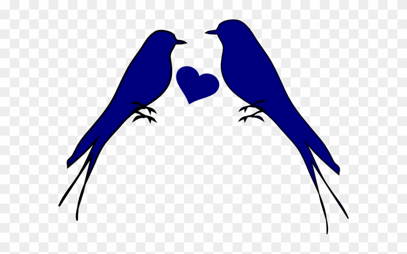 Birds Clipart Pictures Free Birds Coupal Clipart - Two Birds With Heart #87615