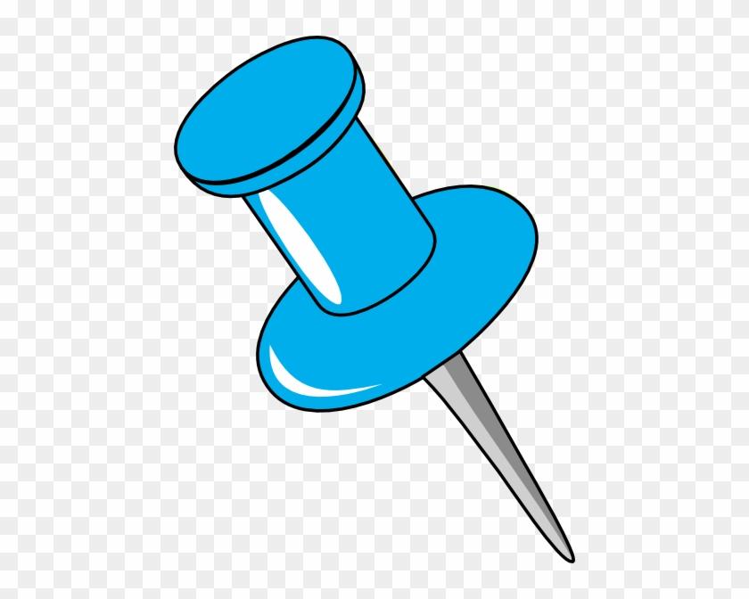 Tack Clipart - Thumbtack Clipart #87663