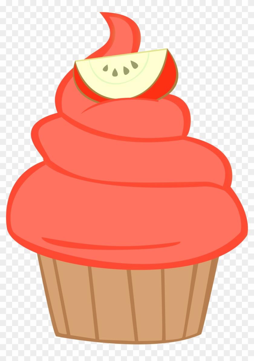 Cupcake Vector, Mlp, Vectors, Retro Vintage, Clip Art, - Mlp Cutie Marks Cupcake #87700