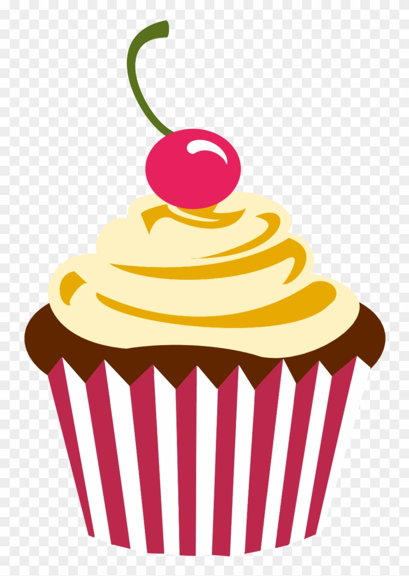 One Birthday Candle Clipart Cupcake Clipart Panda ...
