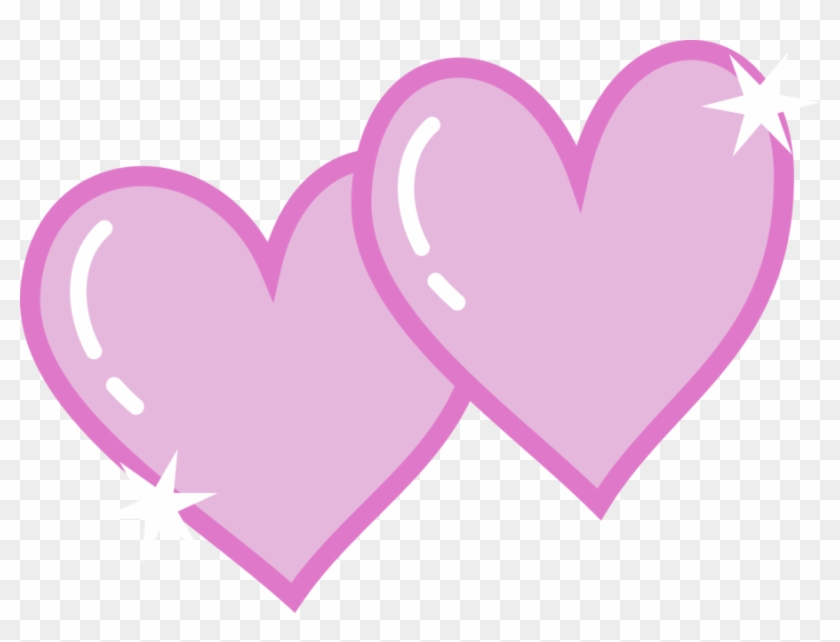Double Heart Pictures - My Little Pony Cutie Mark Heart #87766