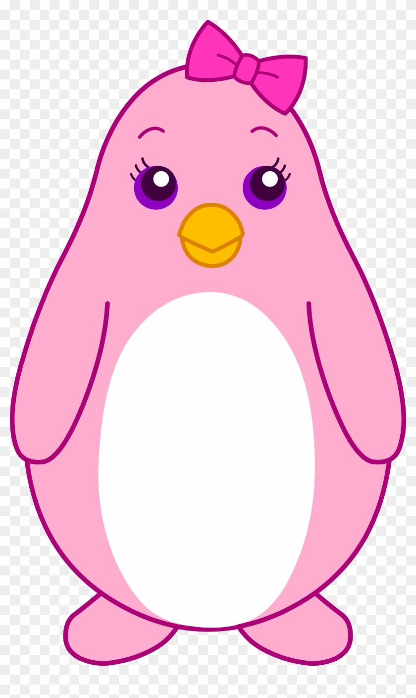 Animated Penguin Clip Art - Colorful Penguin Clipart #87774