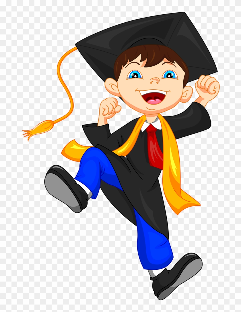 Kindergarten Graduation Clip Art #87793