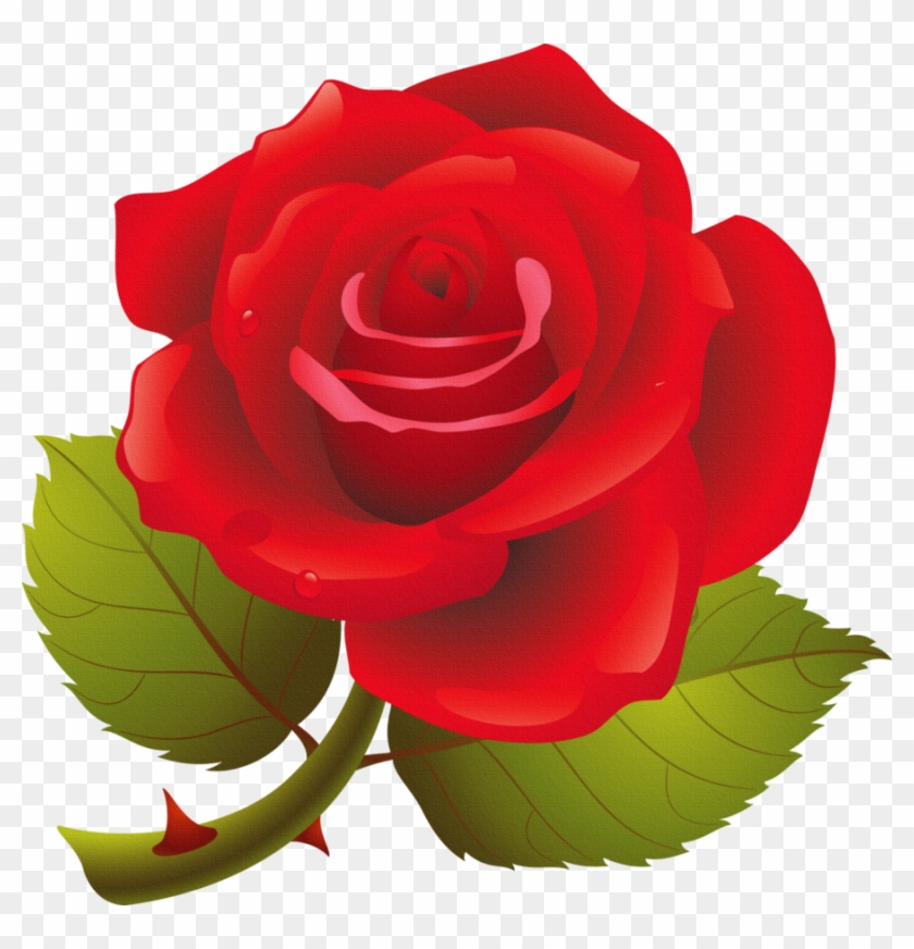 Looking For Free Clip Art Edit Your Photo With Free - Clip Art Of Rose #87856