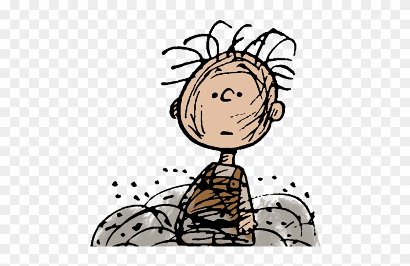 Dirty Hands Clipart - Charlie Brown Dirty Character #87927