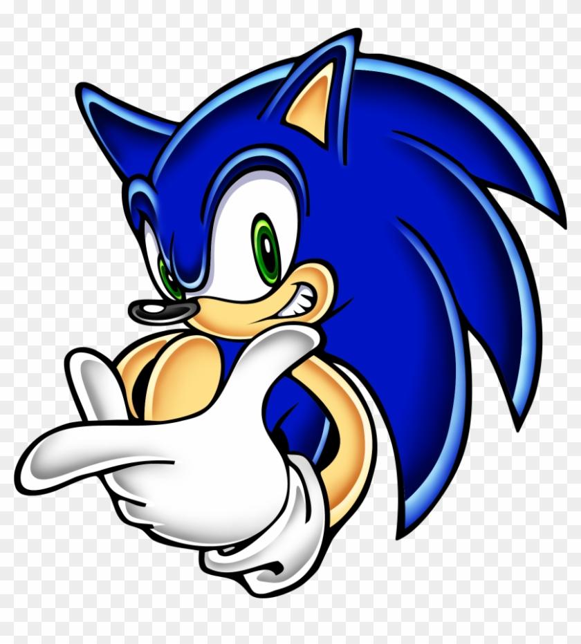 Sonic The Hedgehog #88077