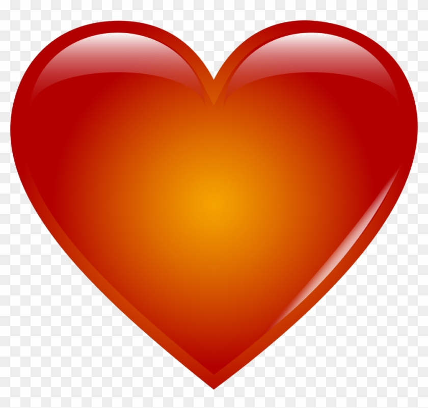 """""""one May Have Many Talents And Knowledge But Never - Red Heart Clipart #88134"""