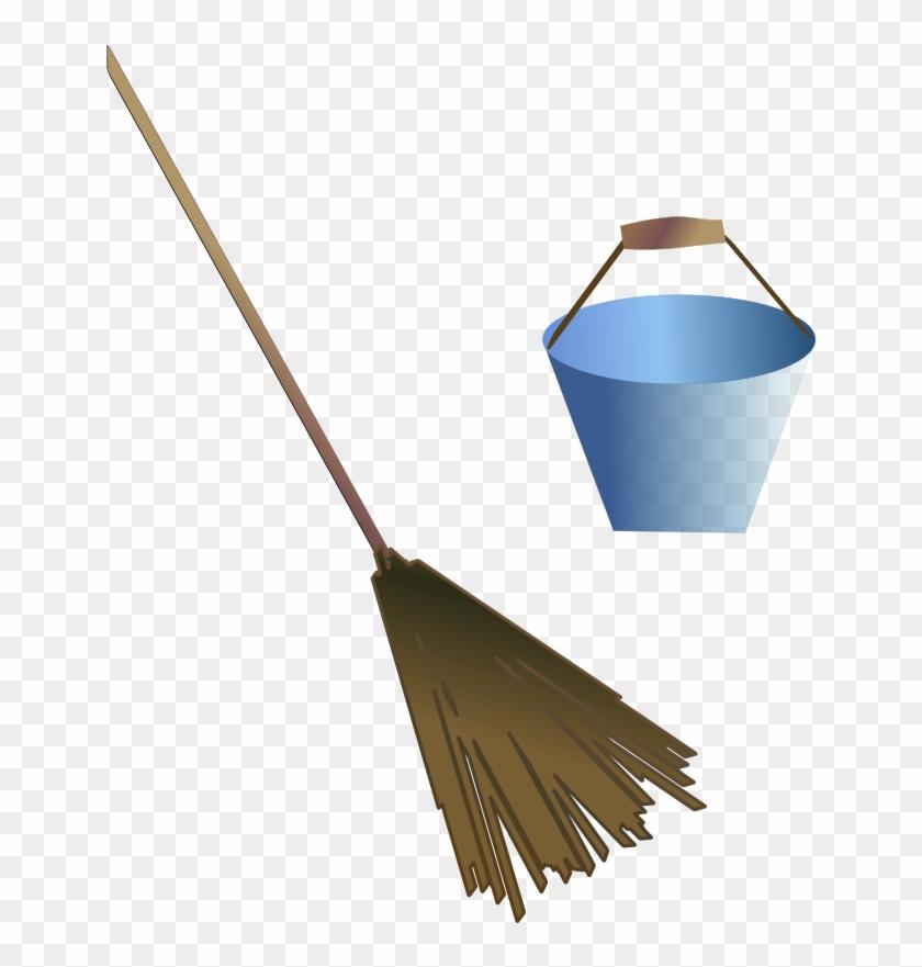 Broom Clip Art #88143