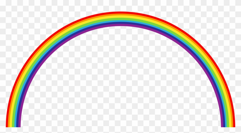 Rainbow Clip Art - Rainbow Transparent #88177