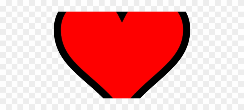 Very Small Red Heart With Transparent Clipart - Very Small Red Heart With Transparent Clipart #88180