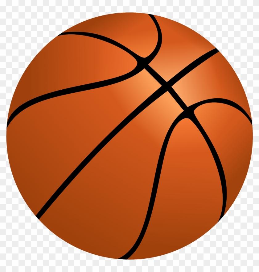 Real Basketball Clip Art - Free Basketball Clipart #88204