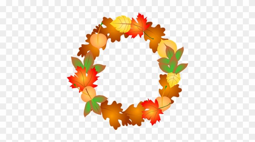Free Fall Seasonal Fall Borders Clipart - Fall Leaves Clip Art #88203