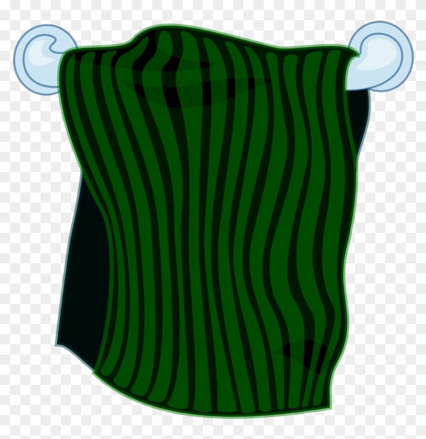 Towel Clip Art #88205