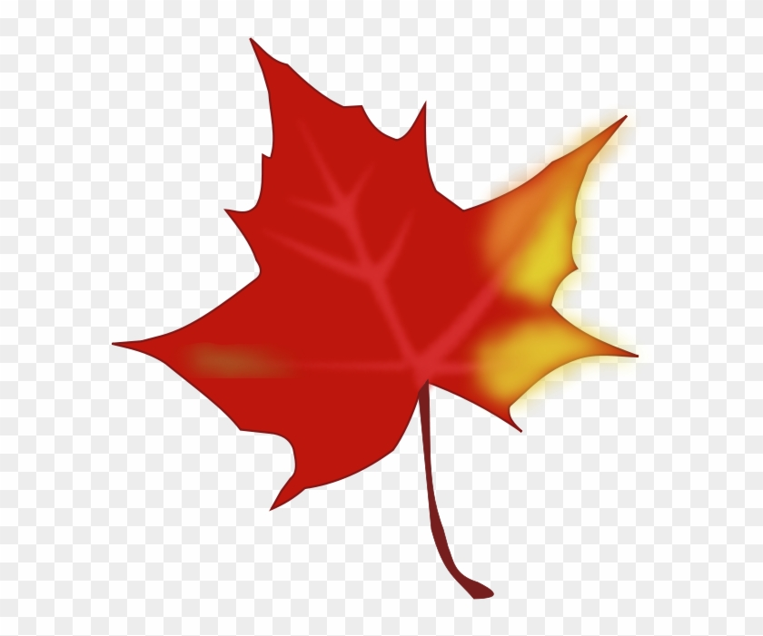 Autumn Clip Art Download - Leaf Autumn Vector Png #88245