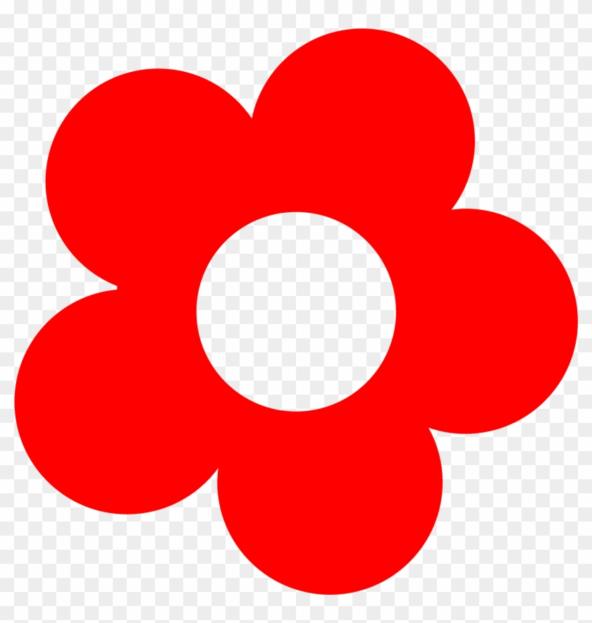 Springtime Hydrangea Flower Vector - Small Flowers Clipart #88251