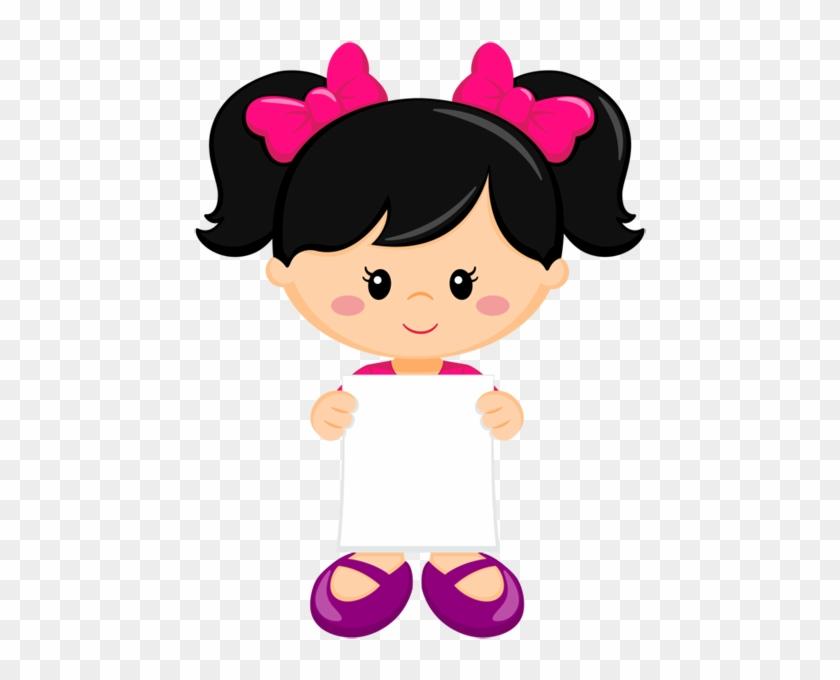 Cute Children Clipart - Topo De Bolo Abelhinha Para Imprimir #88482
