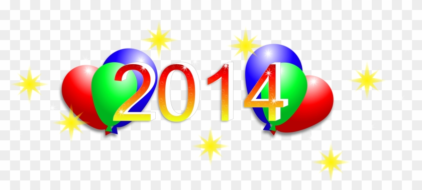 Year - 2014 Clipart #88559