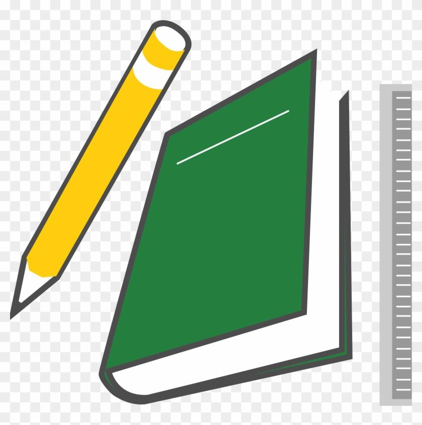 School Supplies Pictures - Education Clip Art #88574