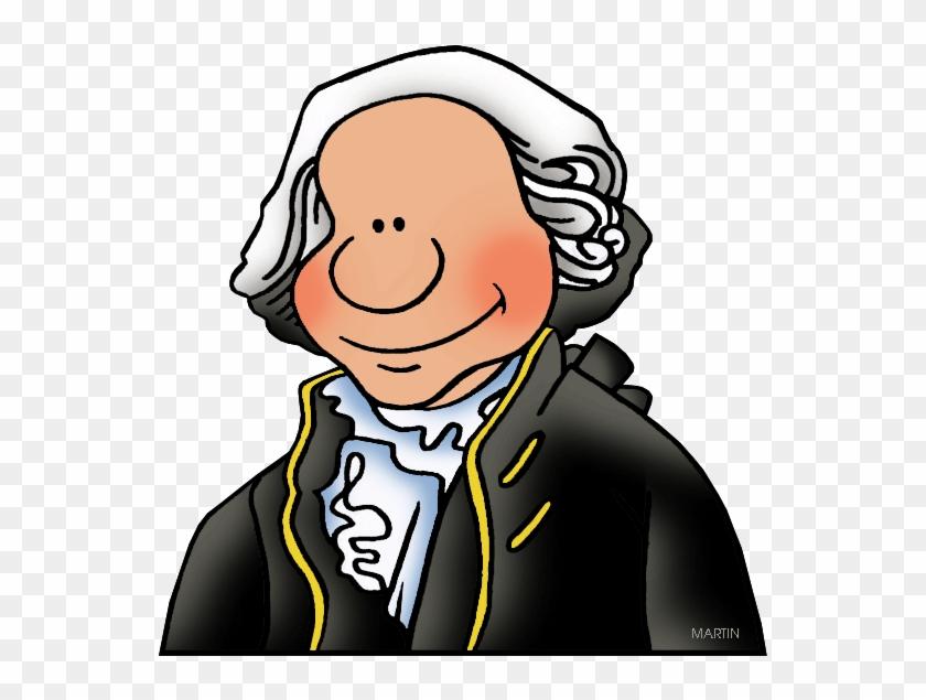 Presidents Clipart Washington Dc - Clip Art Founding Fathers #88616