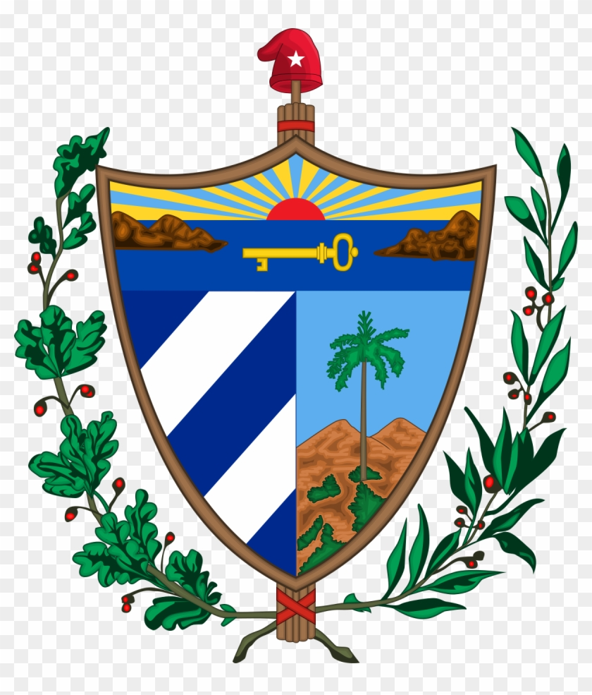 Cuba Coat Of Arms #88635