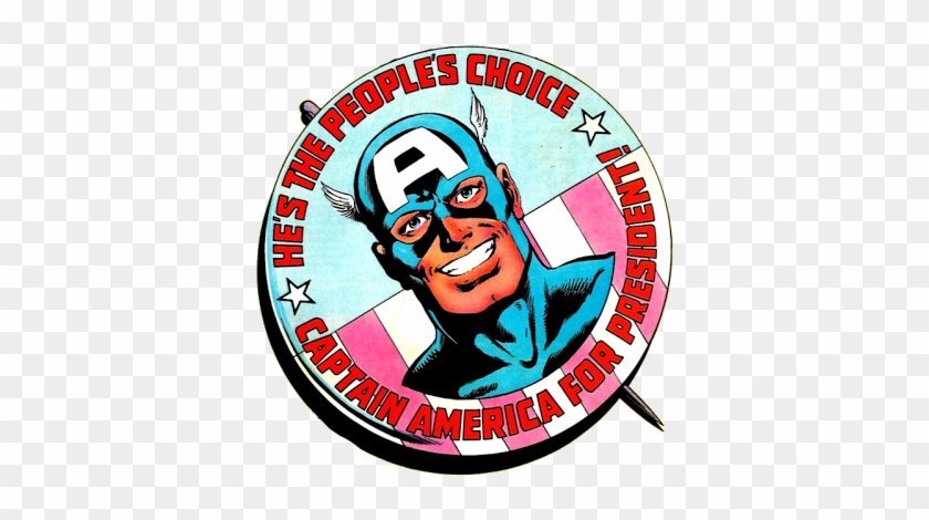 However, This Current Campaign Has Been The Most Insanely - Stan Lee Captain America Comic #88731