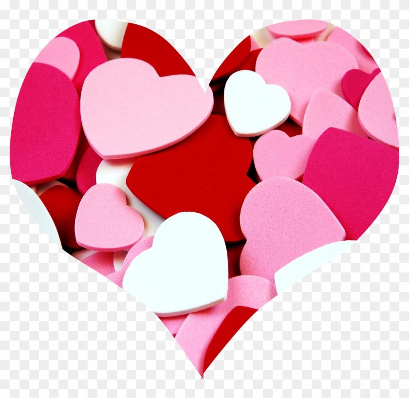 Beautiful Heart Cliparts - Fundos De Tela De Coração #88815