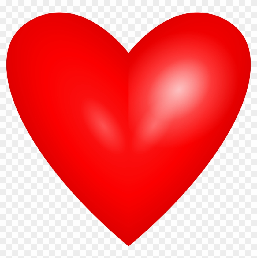 Clipart - - Mothers Day Love Heart #88825