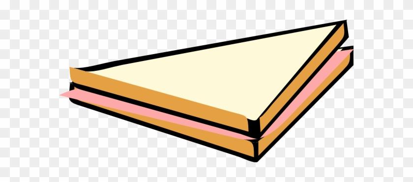 Ham Sandwich Clip Art - Ham And Cheese Sandwich Clipart #88847