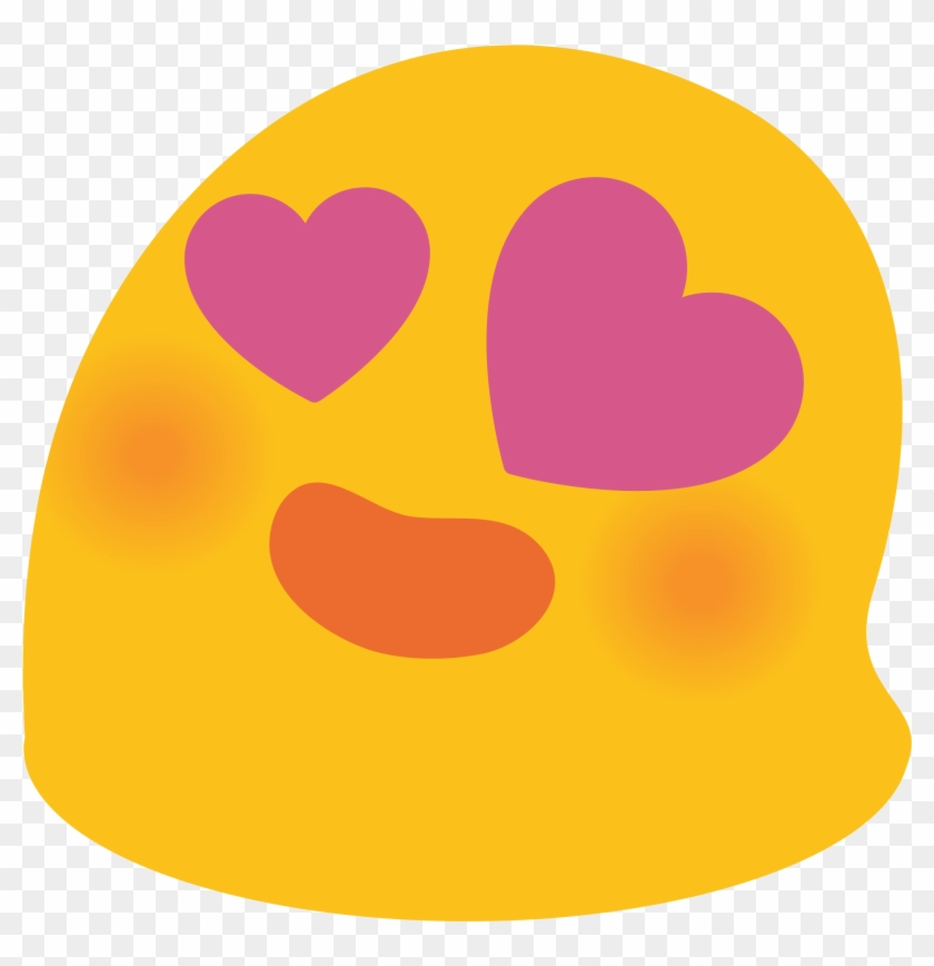 Emoji Double Heart Png - Android Emoji Heart Eyes #88860