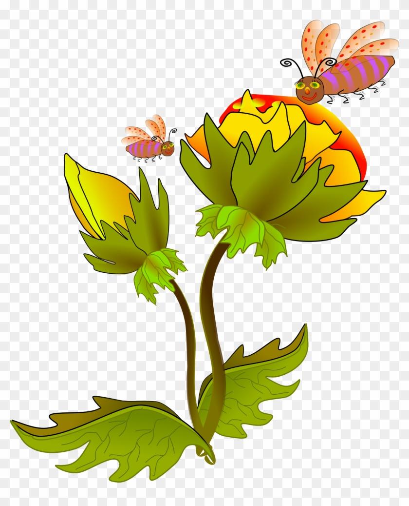 Big Image - Queen Bee Clip Art #88906