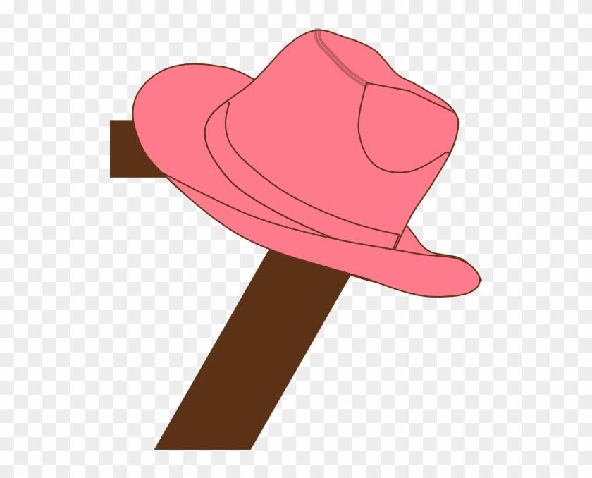 Cowgirl Hat Clip Art - Cowgirl 7 Clip Art #89100
