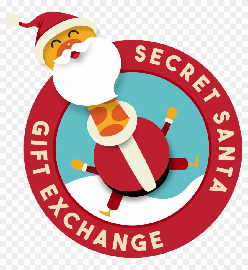 Secret Santa Gift Exchange Clipart - Mighty Morphin Alien Rangers #89147