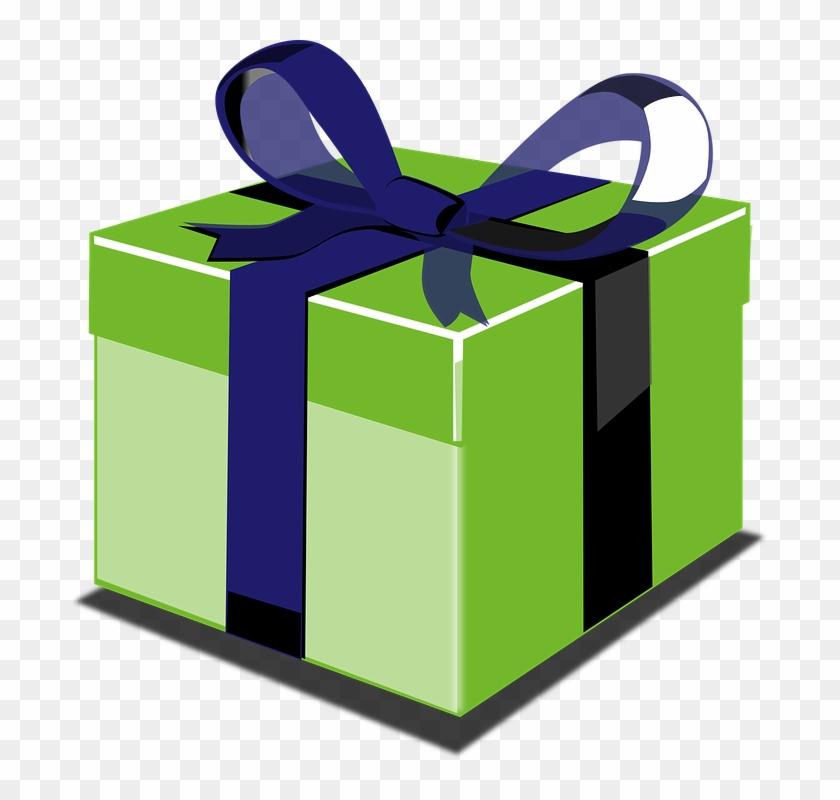 Gift Clip Art At Clkercom Vector Online - Small Gift Clip Art #89162