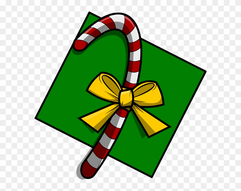 Candy Cane Clipart Christmas Gifts - Candy Cane Clipart Christmas Gifts #89297