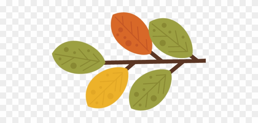 Fall Pumpkin Owl Clipart Collection - Cute Leaves Clipart #89307